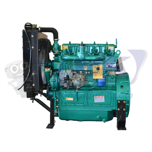 Engine Diesel 60 PK (TSK-...