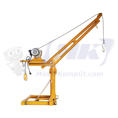 Crane Lifting Listri...
