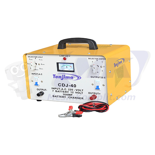 Charger Aki Portable (TSK...