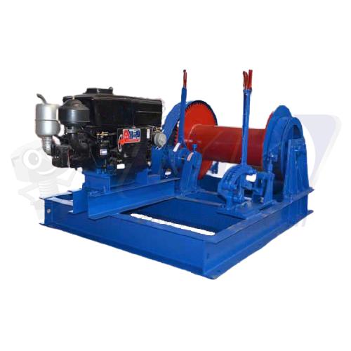 Wire Winch Diesel 8PK (TS...