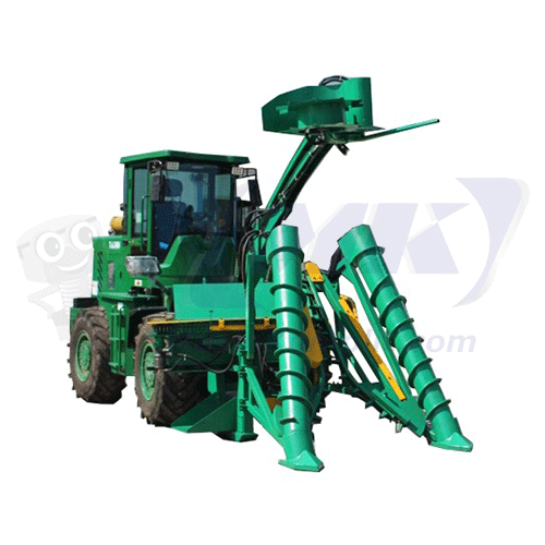 Traktor Pemanen Tebu (MSK...