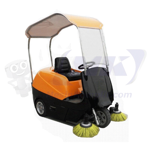 Mobil Penyapu Halaman (MS...