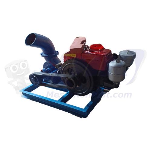 Pompa Tambak Diesel 6in (...