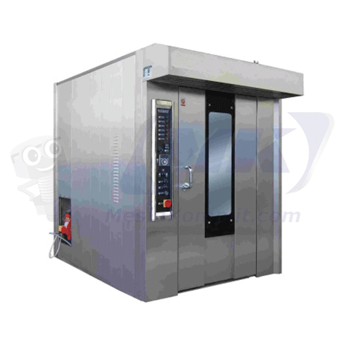 Bakery Rotary Oven (RST-0...